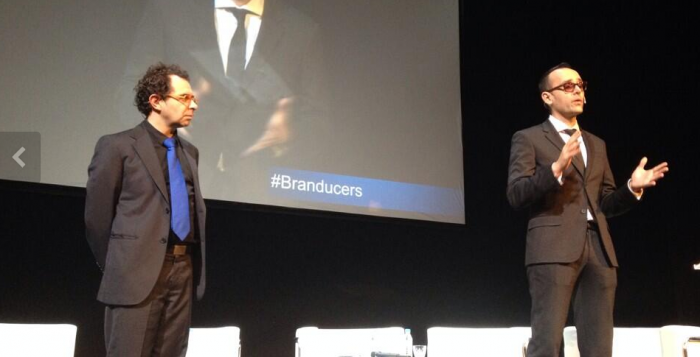 Lo más  emocionante de Branducers 2013 by Artevia