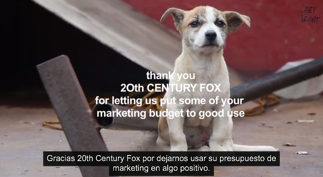 20th Century Fox, una historia de marketing útil